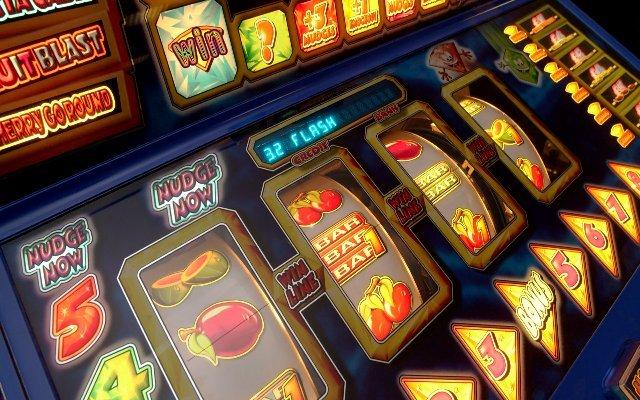 Игровые машины на реальные деньги